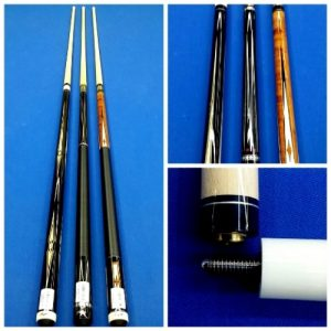 PLAYER POOL CUE G-2300,3330 & 3360
