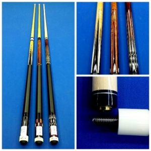 PLAYER POOL CUE G-2320,3370 & 3397